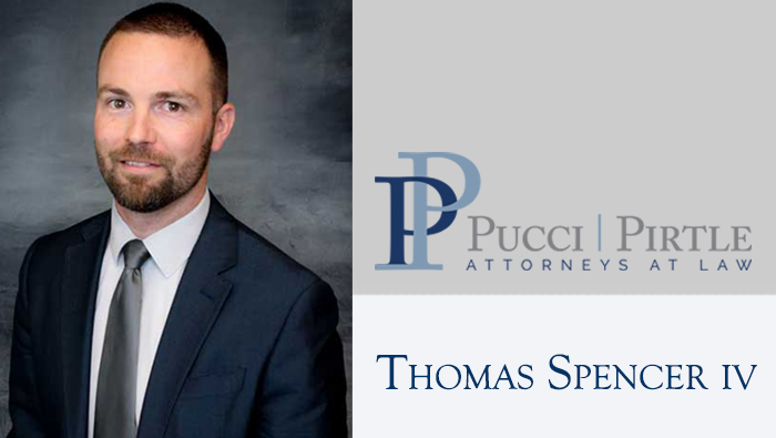 Attorney Thomas Spencer IV Joins Pucci|Pirtle