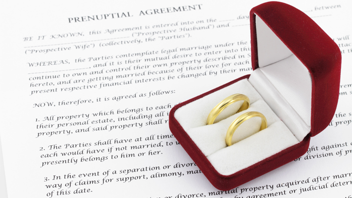 Four Reasons Your Prenuptial Agreement May Not Be Enforced